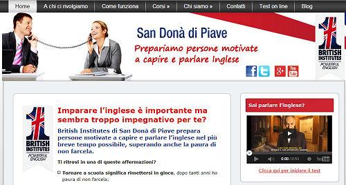 sito WordPress Stefano