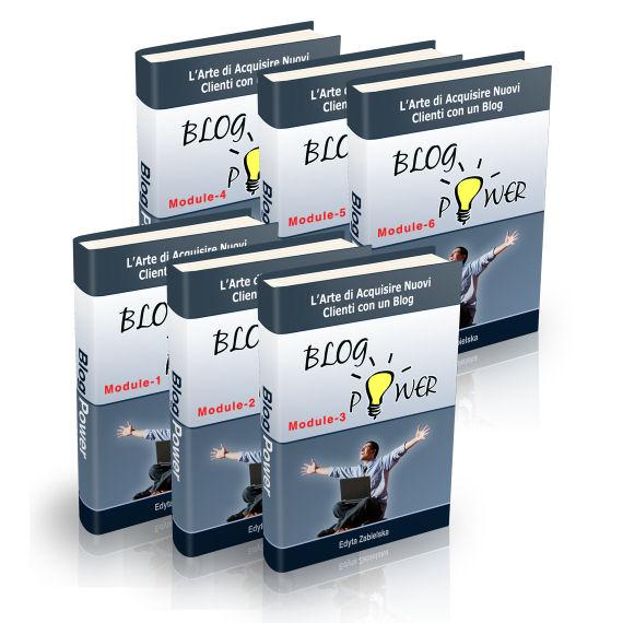 Blog-Power: L'Arte di Acquisire Nuovi Clienti con un Blog'