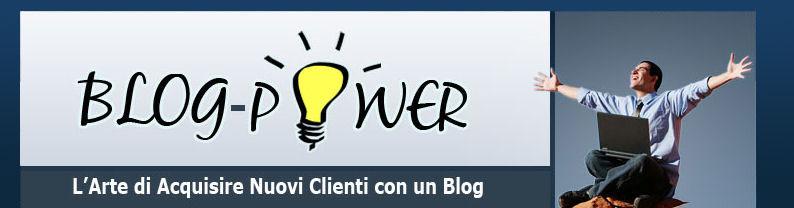 L'Arte di Acquisire Nuovi Clienti con un Blog - intestazione